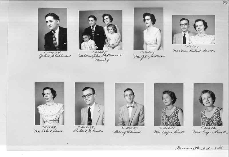 Mission Photograph Album - Portraits #09 Page 0099