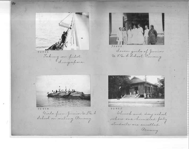 Mission Photograph Album - Malaysia #6 page 0090