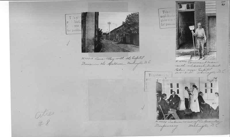 Mission Photograph Album - Cities #8 page 0097