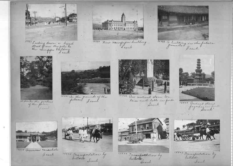 Mission Photograph Album - Korea #2 page 0110