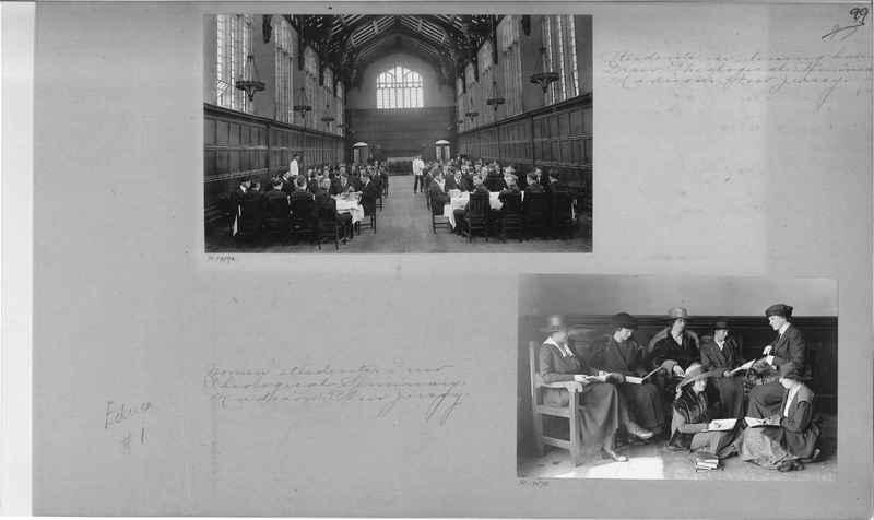 Mission Photograph Album - Education #1 page 0099