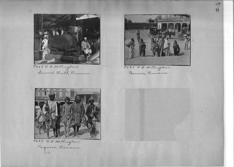 Mission Photograph Album - India - O.P. #02 Page 0057