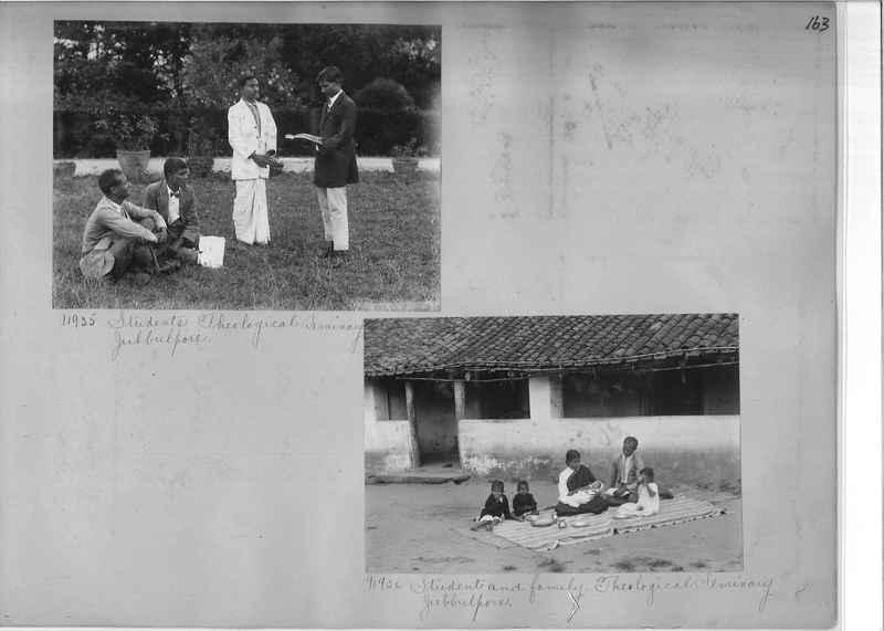 Mission Photograph Album - India #10 Page 0163