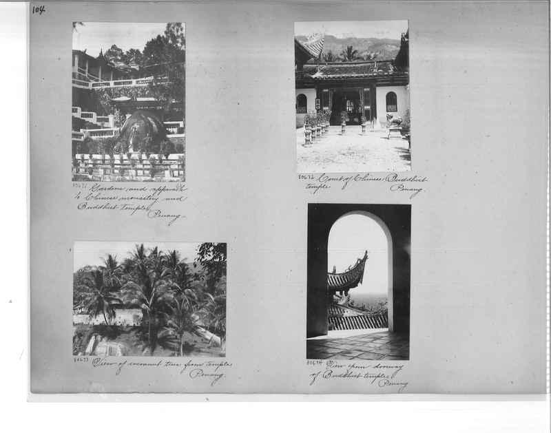 Mission Photograph Album - Malaysia #6 page 0104