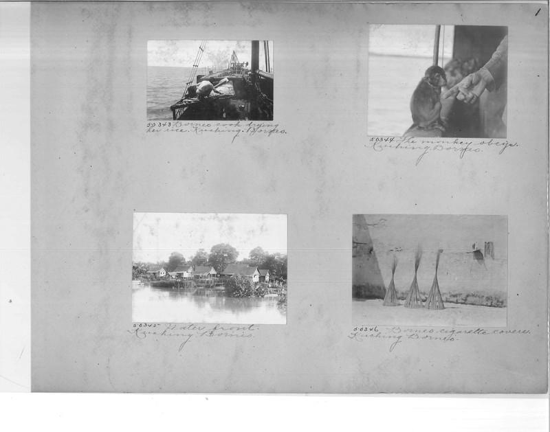 Mission Photograph Album - Malaysia #6 page 0001
