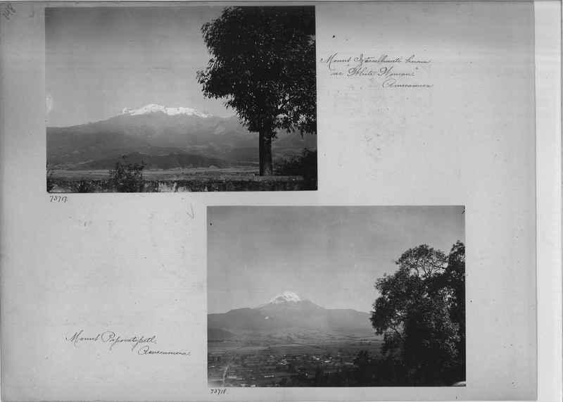 Mission Photograph Album - Mexico #04 page 0148