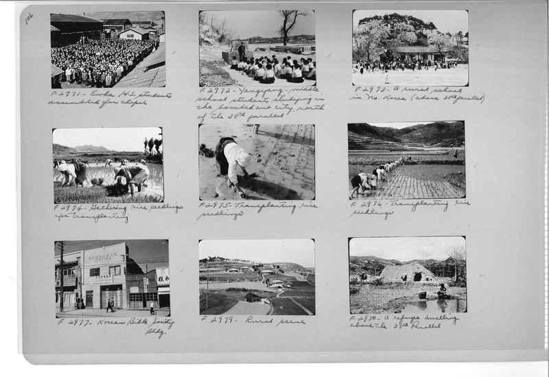 Mission Photograph Album - Korea #6 page 0106