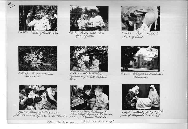 Mission Photograph Album - Panama #05 page 0022