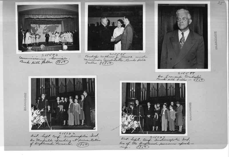 Mission Photograph Album - Portraits #07 Page 0075