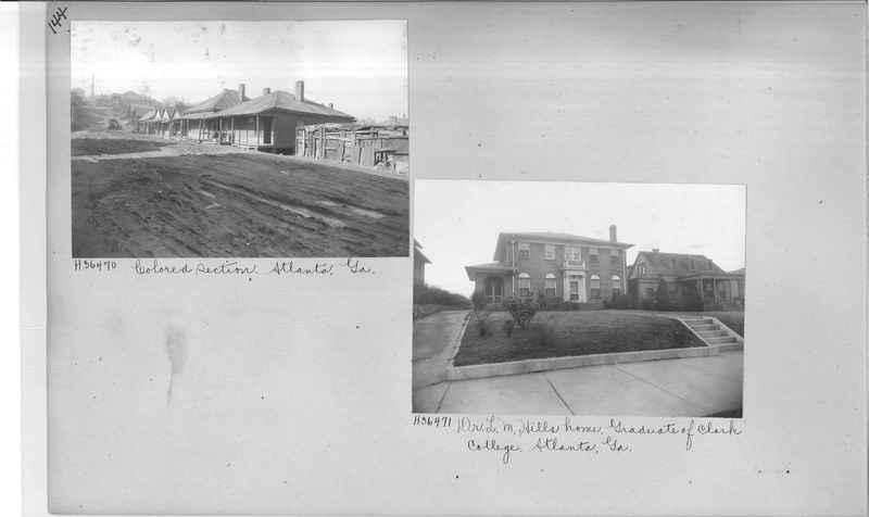 Mission Photograph Album - Negro #5 page 0144