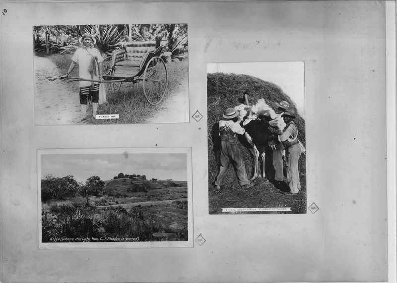 Mission Photograph Album - Africa O.P. #4 page 0010