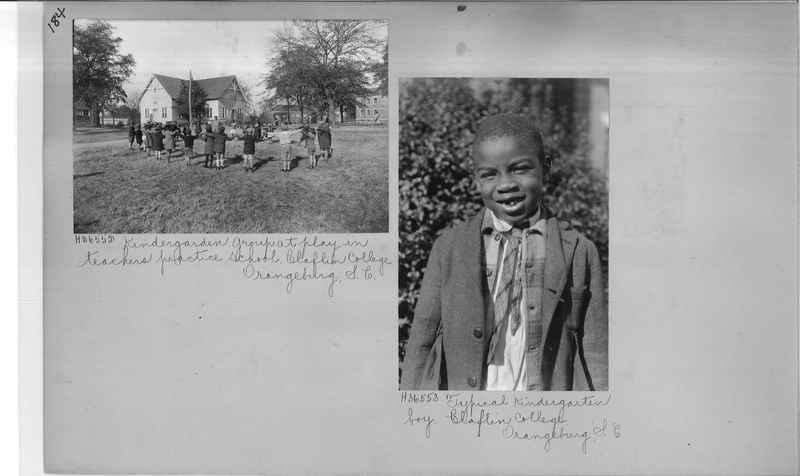 Mission Photograph Album - Negro #5 page 0184