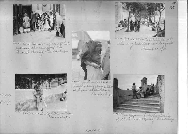 Mission Photograph Album - Mexico #02 Page_0129