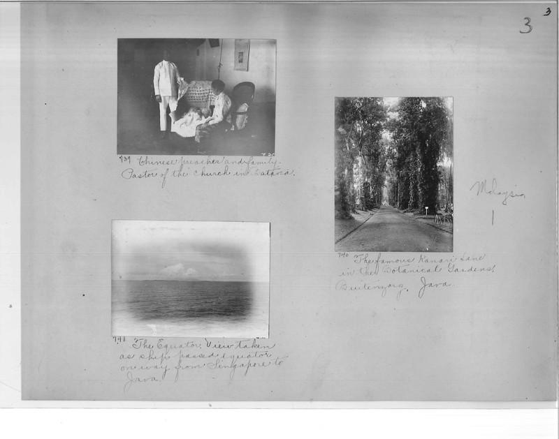 Mission Photograph Album - Malaysia #1 page 0003
