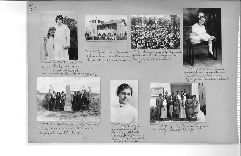 Mission Photograph Album - Latin America #2 page 0072