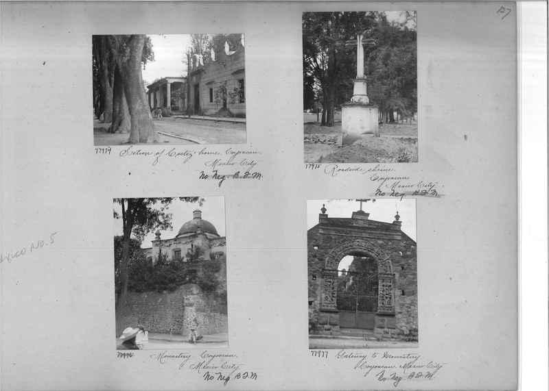 Mission Photograph Album - Mexico #05 page 0127