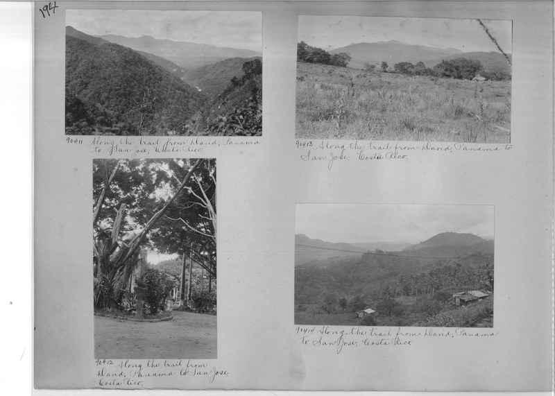 Mission Photograph Album - Panama #04 page 0194