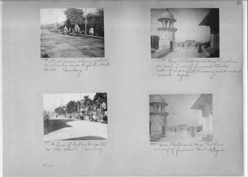 Mission Photograph Album - India #01 page 0063