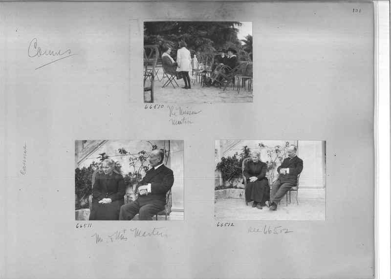 Mission Photograph Album - Europe #05 Page 0131
