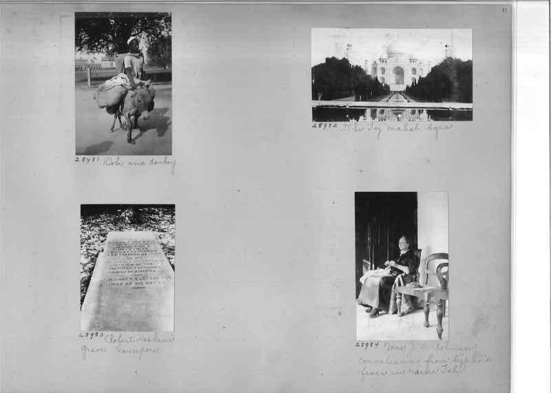 Mission Photograph Album - India #05_0011