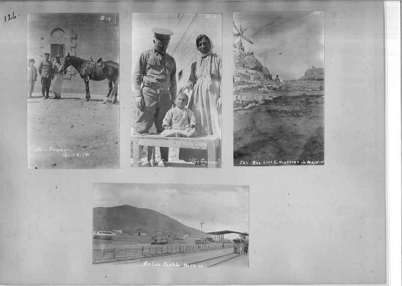 Mission Photograph Album - Western Asia - O.P. - #01 page_0126