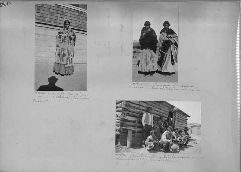 Mission Photograph Album - Indians #2 page_0054