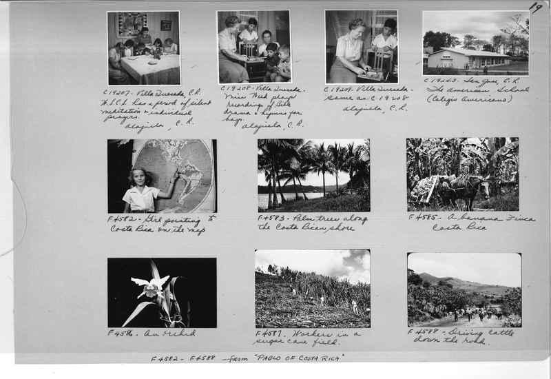 Mission Photograph Album - Panama #05 page 0019