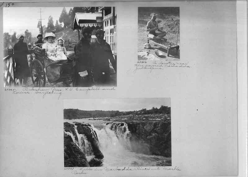 Mission Photograph Album - India #08 Page 0150
