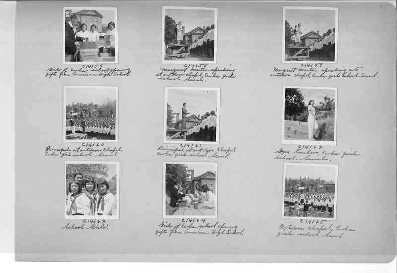 Mission Photograph Album - Korea #6 page 0025