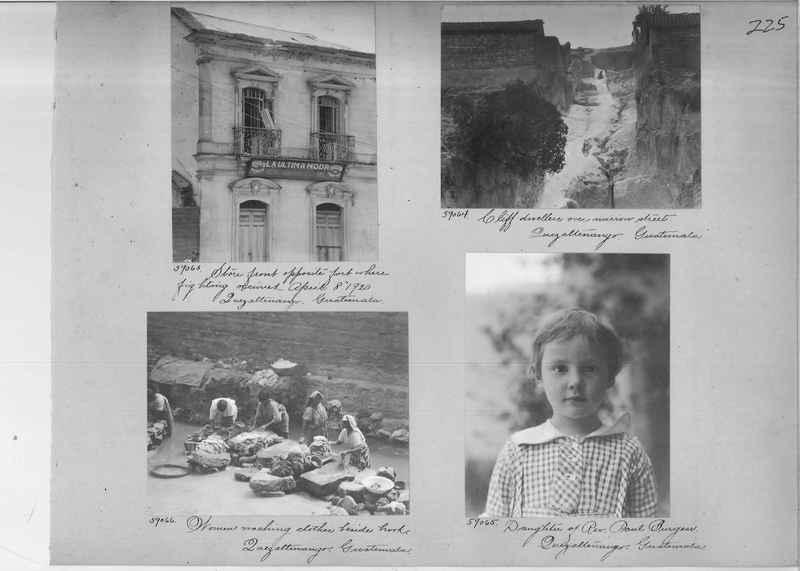 Mission Photograph Album - Panama #02 page 0225