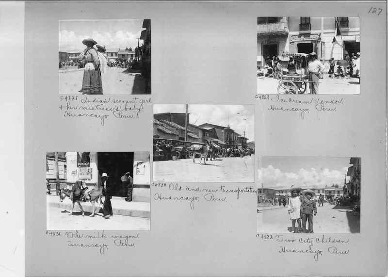 Misson Photograph Album - South America #8 page 0127