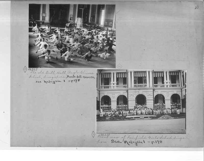 Mission Photograph Album - Malaysia O.P. #1 page 0023
