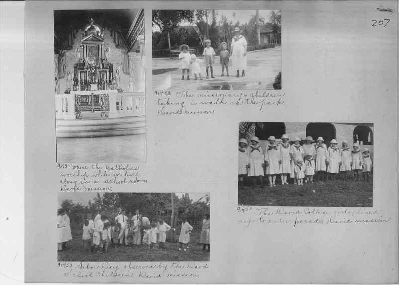 Mission Photograph Album - Panama #04 page 0207