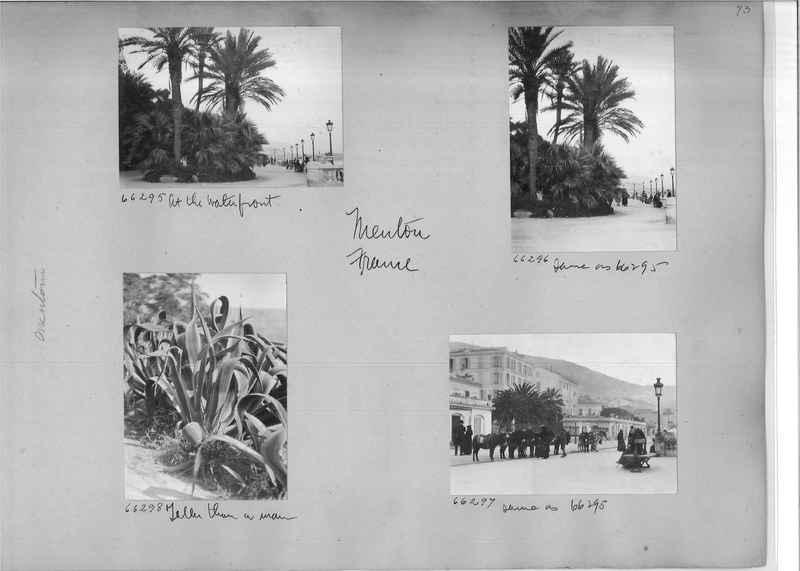 Mission Photograph Album - Europe #05 Page 0073