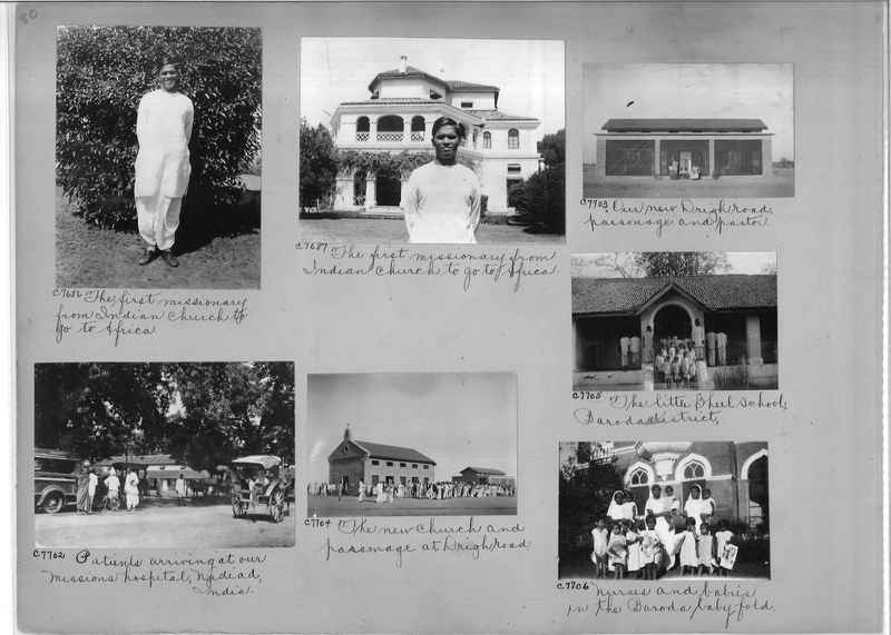 Mission Photograph Album - India #13 Page 0080