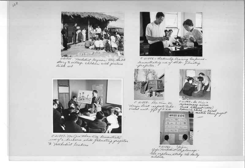 Mission Photograph Album - Korea #6 page 0138
