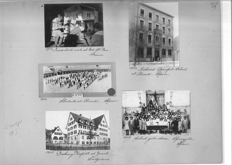 Mission Photograph Album - Europe #03 Page 0027