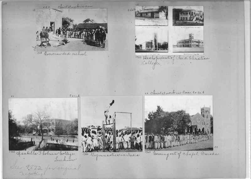 Mission Photograph Album - India #01 page 0114