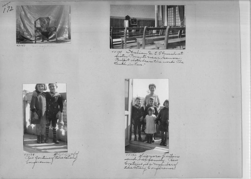 Mission Photograph Album - Europe #02 Page 0172