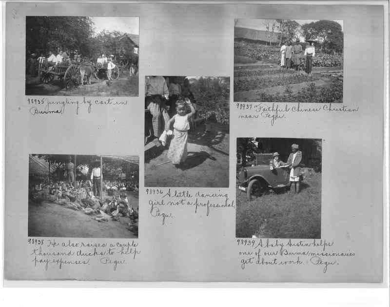 Mission Photograph Album - Burma #2 page 0044