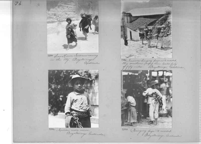 Mission Photograph Album - Panama #04 page 0076