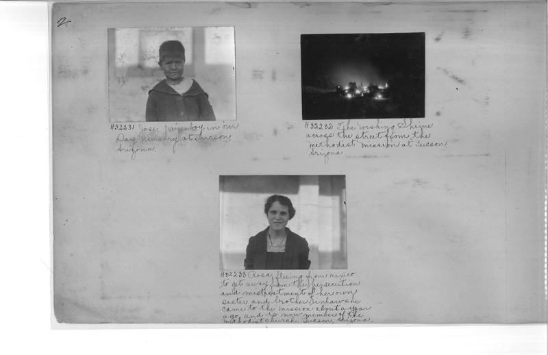 Mission Photograph Album - Latin America #2 page 0002