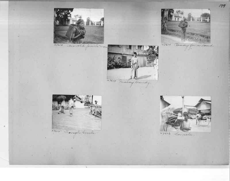 Mission Photograph Album - Malaysia #4 page 0179