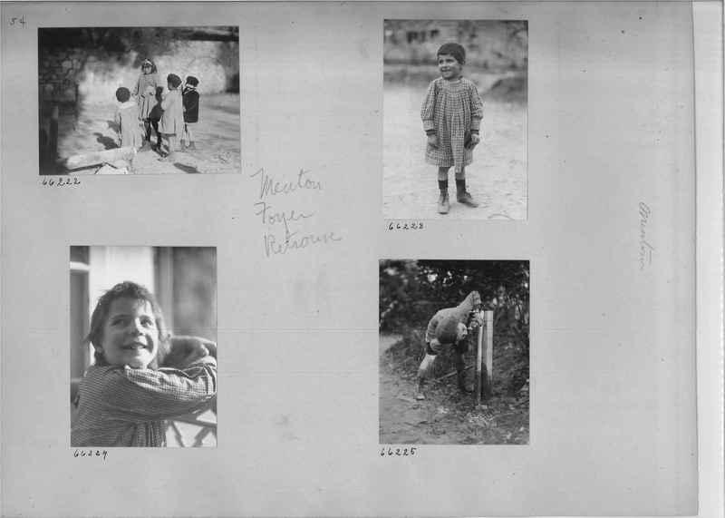 Mission Photograph Album - Europe #05 Page 0054