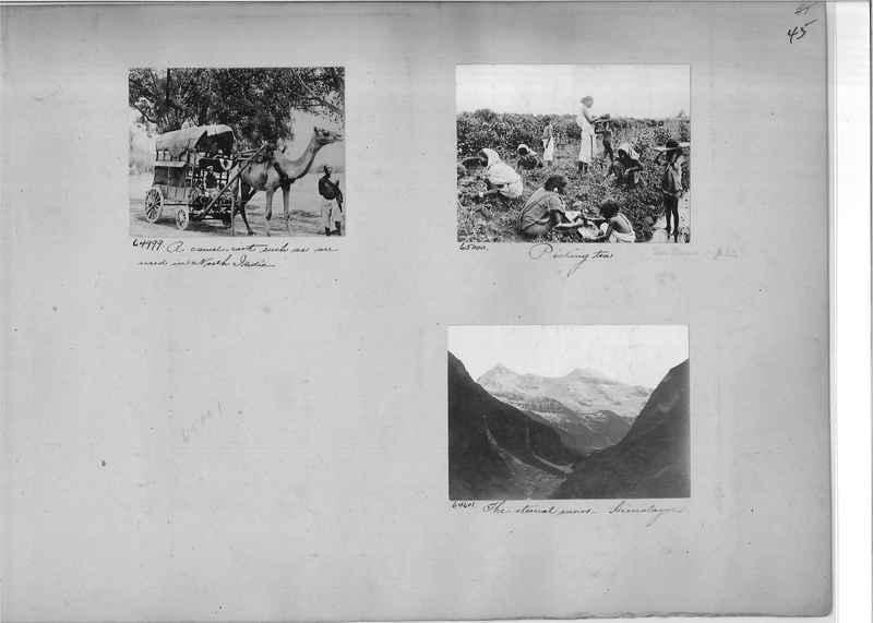Mission Photograph Album - India #08 Page 0045