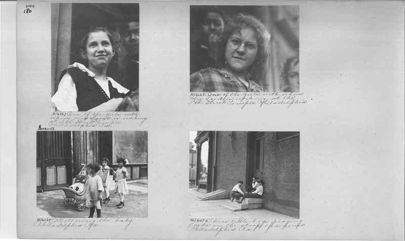 Mission Photograph Album - Cities #8 page 0180