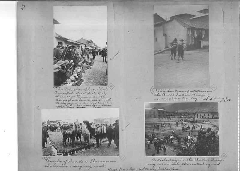 Mission Photograph Album - South America O.P. #1 page 0066