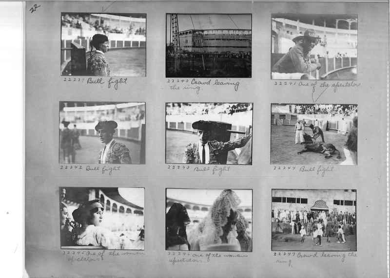 Mission Photograph Album - Panama #02 page 0022