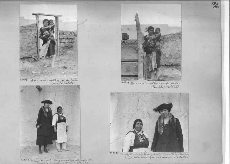 Mission Photograph Album - Indians #2 page_0133