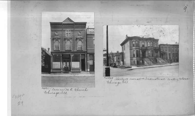 Mission Photograph Album - Negro #4 page 0009